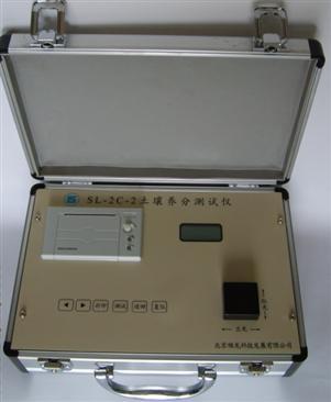 SL土壤养分测定仪 测土施肥仪 土壤化肥速测仪 测土仪 土壤分析仪 土壤化验仪 土壤检测仪:北京顺龙科技发展有限公司