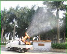 风华牌3WD1000C型风送宽幅远射程喷雾机:梅州市风华喷雾喷灌机械设备有限公司商务部