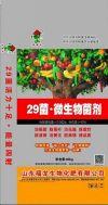 29菌.微生物菌剂:山东福龙生物化肥有限公司