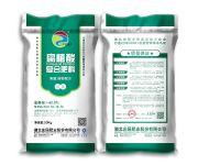 谷保庄园牌42%(16-10-16)腐植酸复合肥料:湖北庄园肥业股份有限公司
