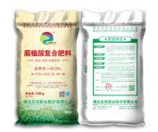 谷保庄园牌40%(20-10-10)腐植酸复合肥料:湖北庄园肥业股份有限公司